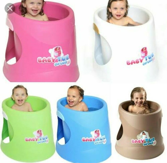 Banheira terapêutica para bebê