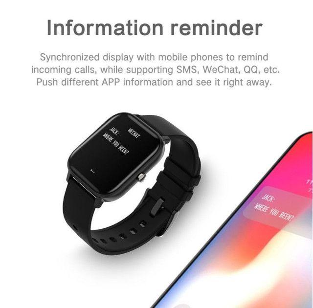 Relógio Inteligente Colmi P8 (Novo) - Foto 2