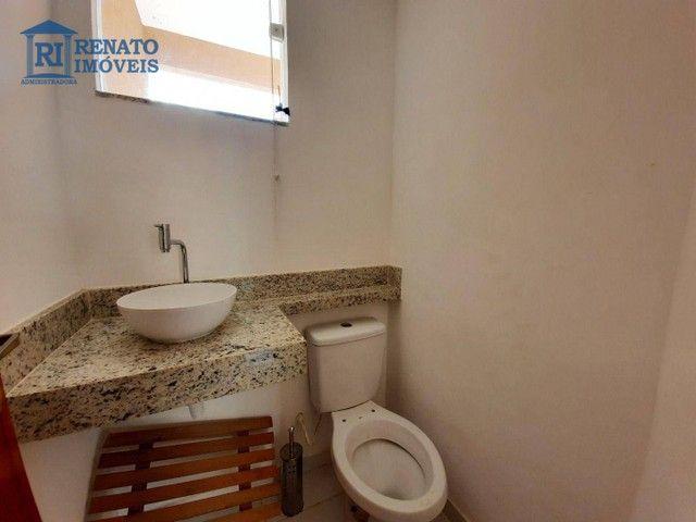 Casa com 2 dormitórios para alugar por R$ 1.200,00/mês - Inoã - Maricá/RJ - Foto 7
