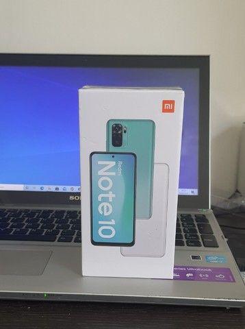 Xiaomi Redmi Note 10 64GB Cinza