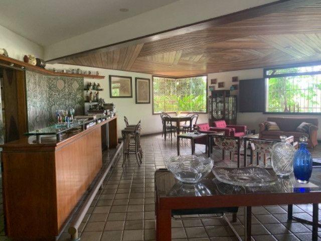 1803 - Casa Localizada em Apipucos - 05Qtos/05Suítes - Piscina - DCE - Foto 9