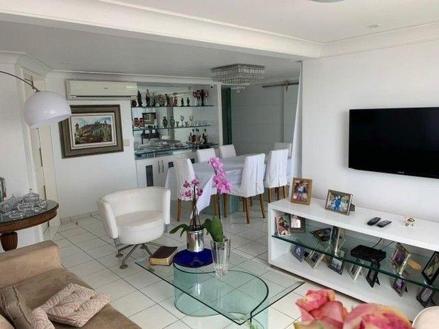 Apartamento em Boa Viagem, lindo, com 3 quartos, 2 vagas e vista mar. - Foto 6