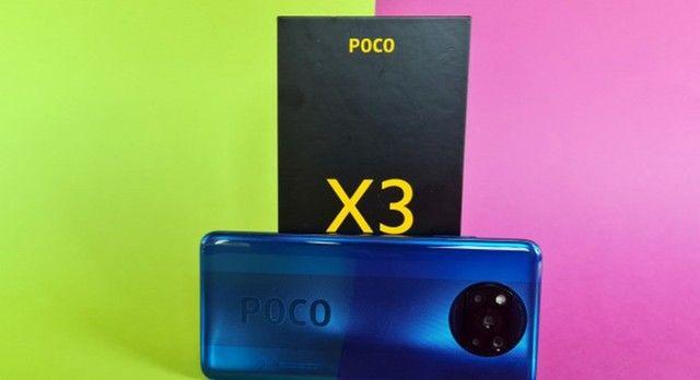 Poco X3 128 GB/6 GB Ram  Azul Enquanto Durar em Estoque - Foto 2