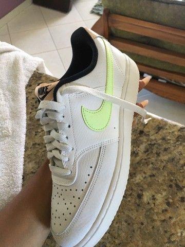 Tênis Nike couro - Foto 3