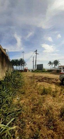 Terreno de frente pra praia em Muriqui