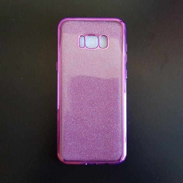 Conjunto 04 Capas Femininas Para Galaxy S8 Plus S8+ - Foto 5