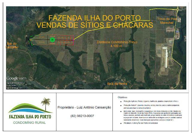 Chácaras e Sítios Fazenda Ilha do Porto