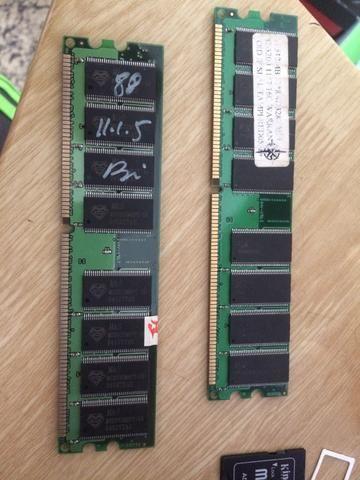 Memória ddr 512 mb