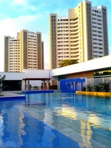 Villa Park - apartamento novo 3/4 - 69m²