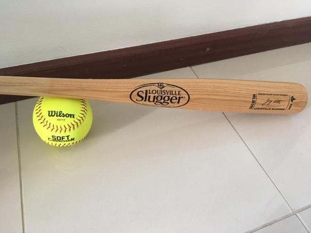 Taco De Baseball Louisville Slugger Mlb180 32 polegadas + Brinde