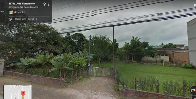 Vendo Terreno na Rua João Planincheck - Jaraguá do Sul SC