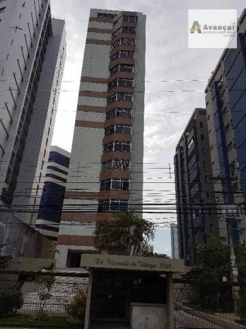 Apartamento residencial para venda e locação, Espinheiro, Recife.