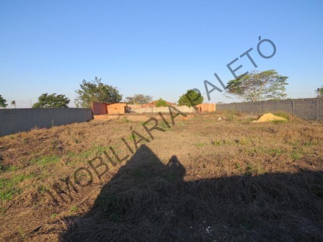 REF 762 Terreno 1289 m², todo murado, totalmente plano, Imobiliária Paletó - Foto 8