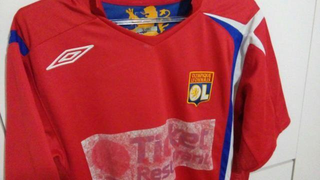 Camisas Lyon originais