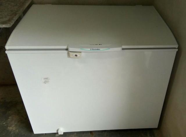 Freezer Horizontal Electrolux Dupla Função 305 Litros Branco - H300C - Foto 3