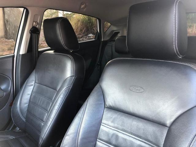 New Fiesta Automático 15/16 (abaixo da fipe) - Foto 7