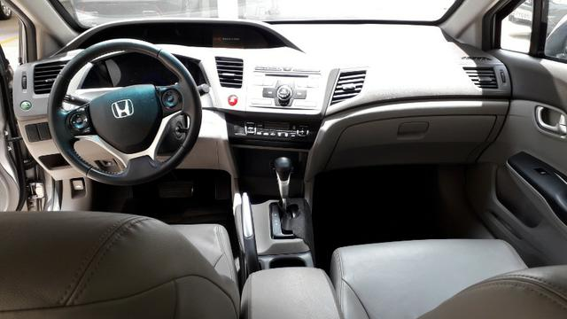 Civic LXL automatico 2013 Blindado Nivel IIIA - Foto 5