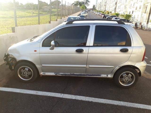 Vendo carro chery QQ - Foto 5