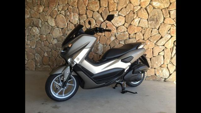 Moto yamaha nmax 160