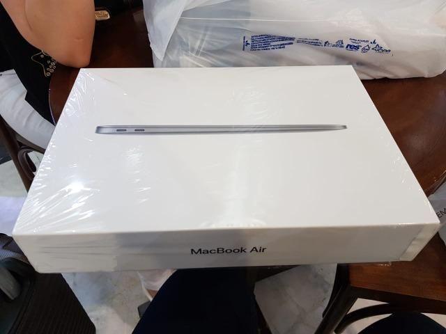 Macbook Air 13 retina i5 8gb de ram 256 ssd - NOVO na caixa- Modelo 2019