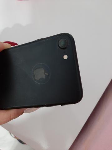 Vendo IPhone 7 32gb preto - Foto 4