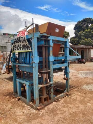 Máquina Hidráulica para fabricação de premoldados - Foto 4