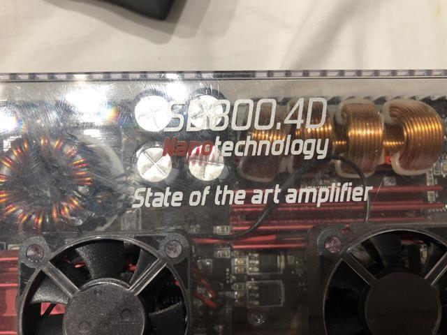 Modulo Soundigital SD800.4 - Foto 4