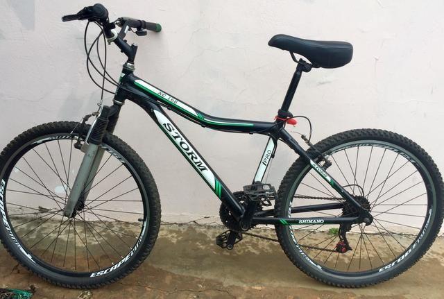 Bicicleta Shimano 21 Marchas