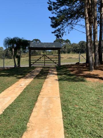 Troco ou vendo chácara em Quitandinha por imóvel em Curitiba ou Balneário Camboriú - Foto 4
