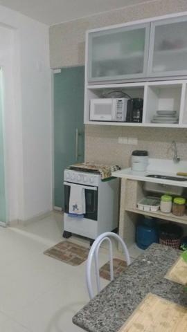 Aluga-se Flat , com 1 quarto, 1 Banheiro, 1 Sala/Cozinha em Condominio Fechado - Foto 7