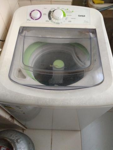 Máquina de lavar 8k consul
