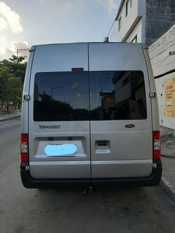 Micro onibus, Van, Ford Transit 2011 extra, troco , completa, recebo financiamneto - Foto 11
