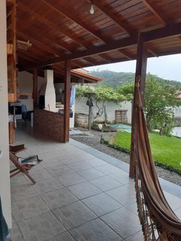 Casa Alto Aririu/Palhoça vende-se ou troca-se por sítio - Foto 3