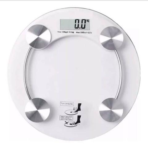 Balança digital de banheiro academia etc 180kg com garantia-entregamos em domicílio - Foto 2
