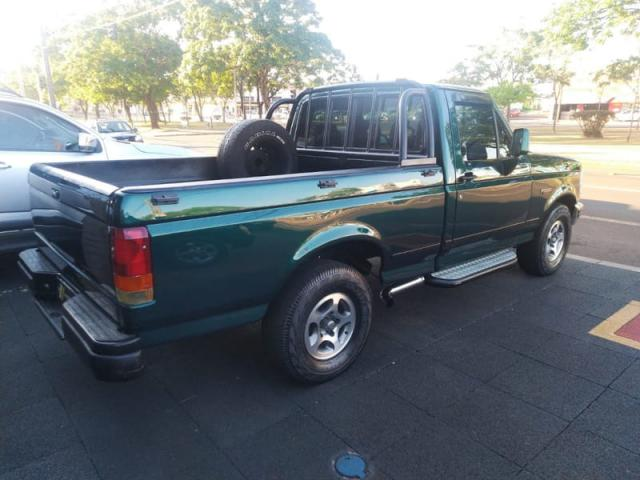 FORD F-1000 XLT TURBO 2.5 HSD 2P   1998 - Foto 8