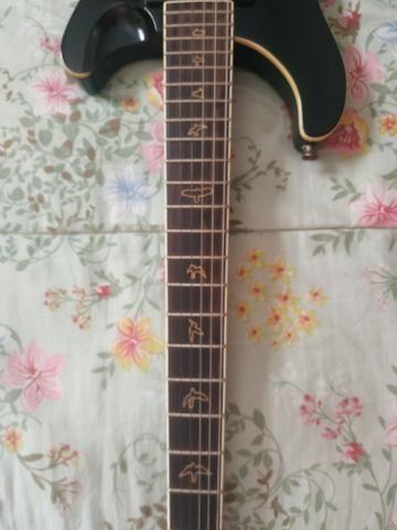 Guitarra Tagima PR-200 estilo PRS - Foto 6