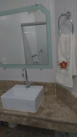 Aluga-se Flat , com 1 quarto, 1 Banheiro, 1 Sala/Cozinha em Condominio Fechado - Foto 8