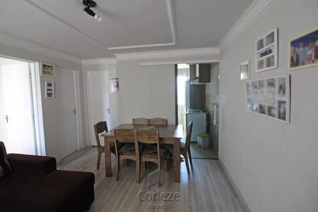 Apartamento mobiliado 2 quartos no Sítio Cercado - Foto 4
