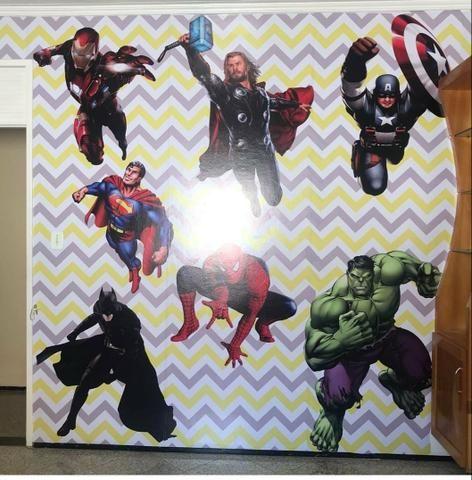 Placas de Lona, Acm, Papéis de parede, Adesivos personalizados - Foto 4