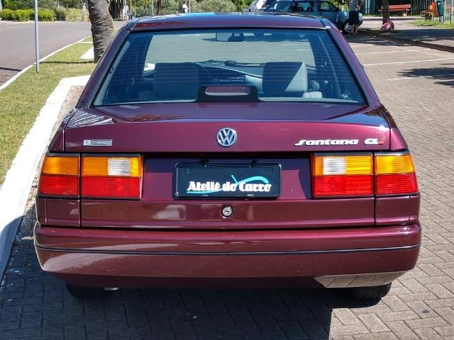 Santana CLi 1995 Completo - Apenas 23.000 km - Todo Original - Ateliê do Carro - Foto 4