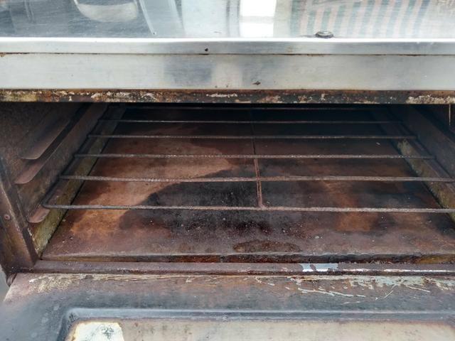 Forno industrial para assar pizza - Foto 3