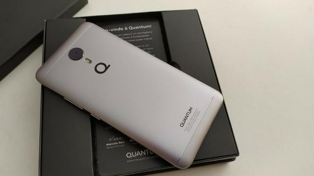 Smartphone Quantum Sky 4g 64 Gb Cinza - Foto 4