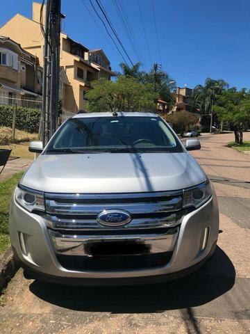 Ford Edge Limited com baixa quilometragem e top de linha