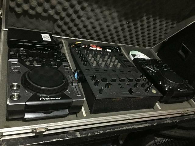 Som e mesa de DJ - Foto 3