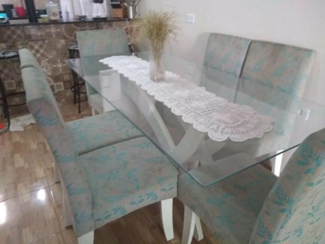 Mesa 6 cadeiras - Foto 2