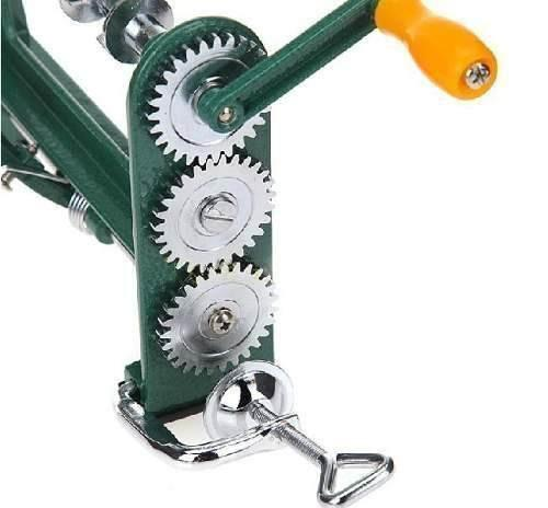 Descascador de Laranjas Máquina de Descascar Frutas em Metal - Foto 4