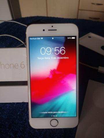 Iphone 6s dourado - Foto 3
