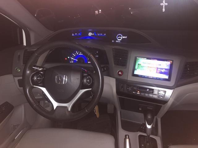 Honda civic 2014 LXR único dono - Foto 3