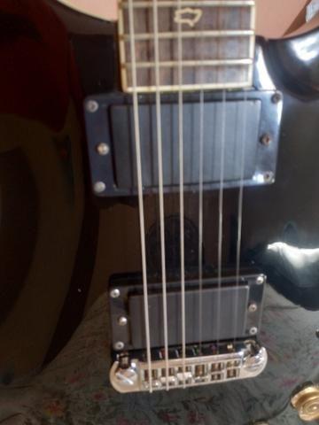 Guitarra Tagima PR-200 estilo PRS - Foto 4