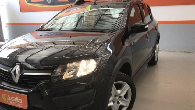 RENAULT SANDERO 2018/2019 1.6 16V SCE FLEX STEPWAY EXPRESSION MANUAL - Foto 8